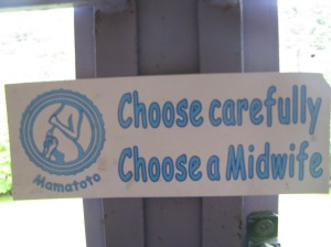 Mamatoto is a birthing centre in Trinidad