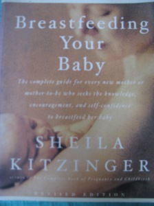 Reading about breastfeeding is a useful part of preparing for your new baby. You won't have time to do much of it once the little one arrives.