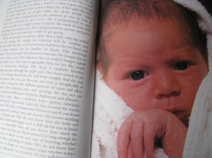 Your Baby and Child by Penelope Leach, tear jerkers